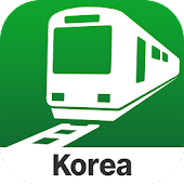 Transit Korea by NAVITIME