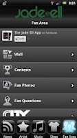 Screenshot of The Jade Ell App