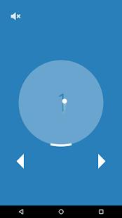 Circle Pong Challenge - náhled