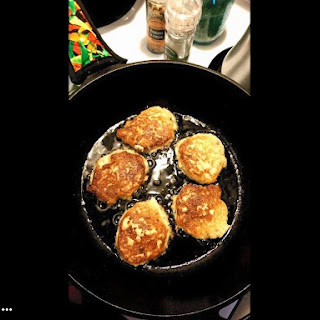 Delicious Potato Pancakes