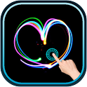 Magic Ripple : Glow Heart icon