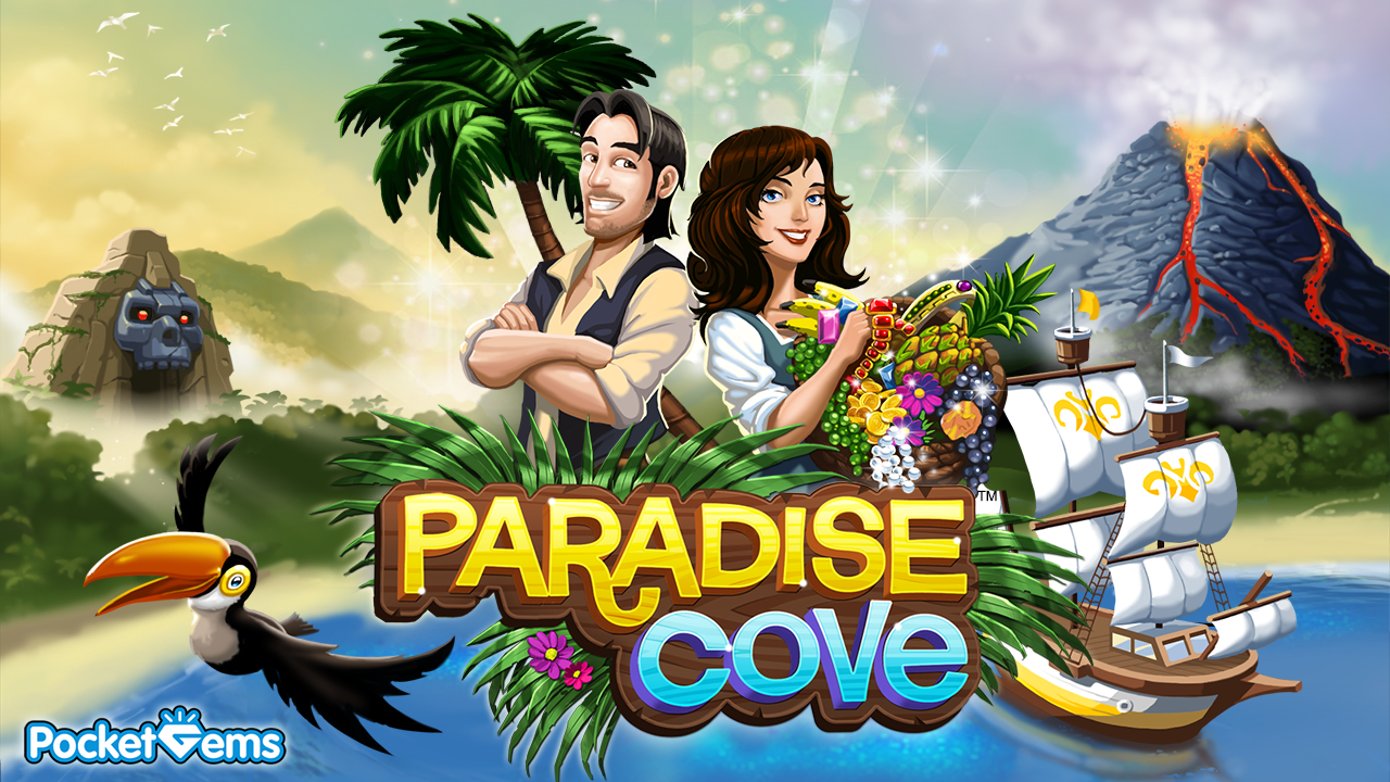 Tap Paradise Cove - screenshot