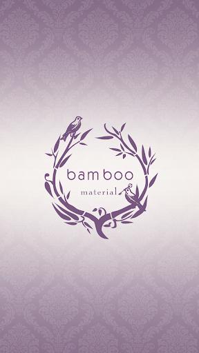 bamboo material APP.