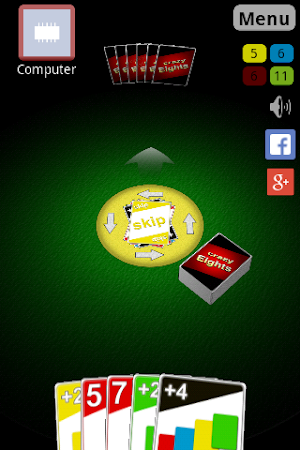 Crazy Eights 3D 1.0.0 screenshot 634029