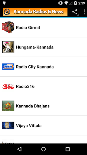 Kannada Radio News