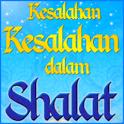 Kesalahan Dalam Shalat icon