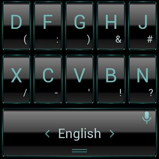 Theme TouchPal Frame Aqua LOGO-APP點子
