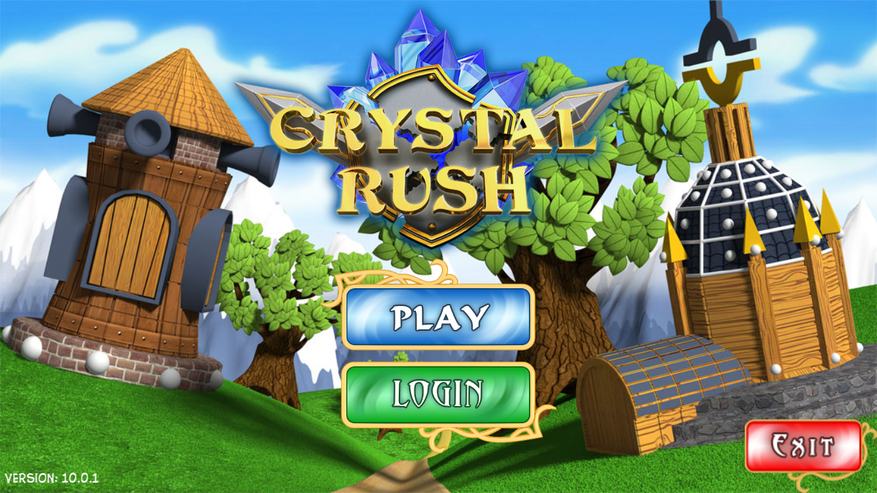 Crystal Rush - screenshot