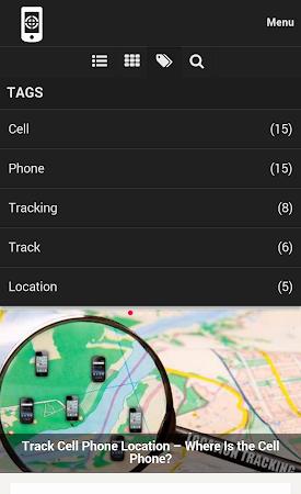 Cell Phone Tracker Tips 1.0 screenshot 9999