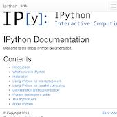 python ipython doc