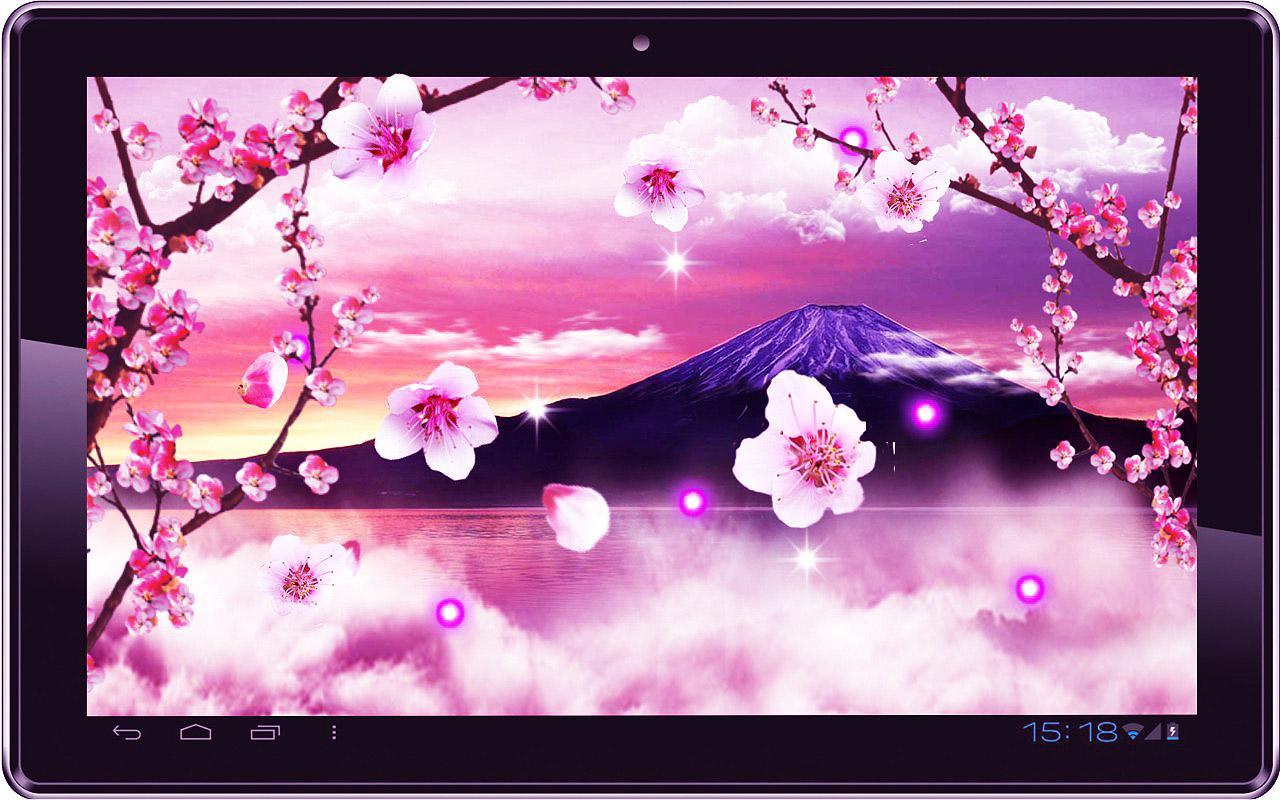Sakura Flower Live Wallpaper Images Cool Wallpaper