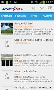 Caracas: Guia turístico - screenshot thumbnail
