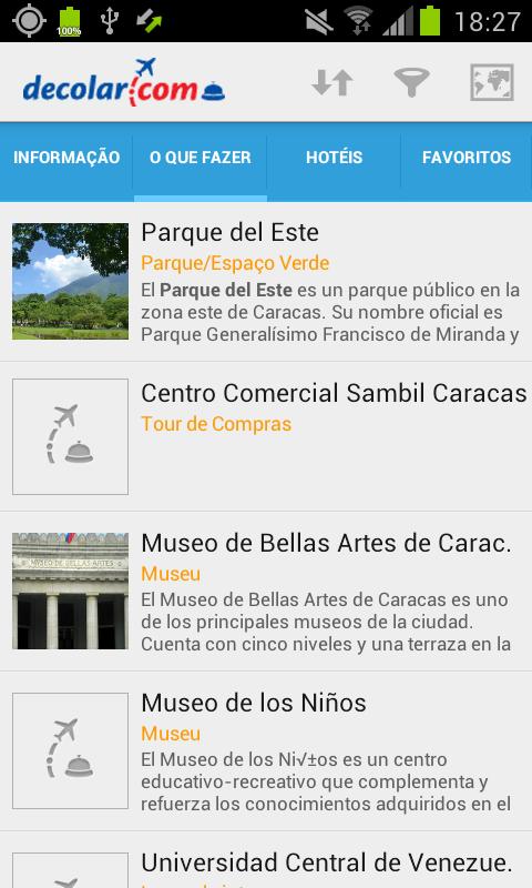 Caracas: Guia turístico - screenshot