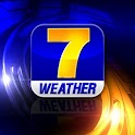 WDAM 7 Hattiesburg Weather logo