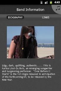 Karina Lissi-Du Bois - screenshot thumbnail