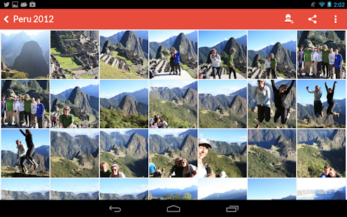 MyShoebox: Photo Backup Cloud - screenshot thumbnail