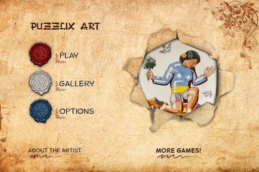 Puzzle Puzzlix: Kent