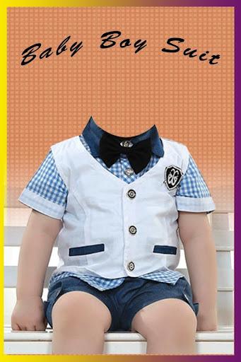 Baby Boy Suit