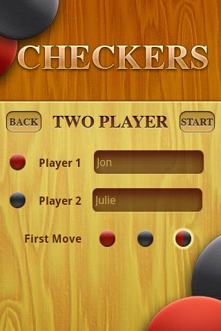 Checkers Premium - screenshot
