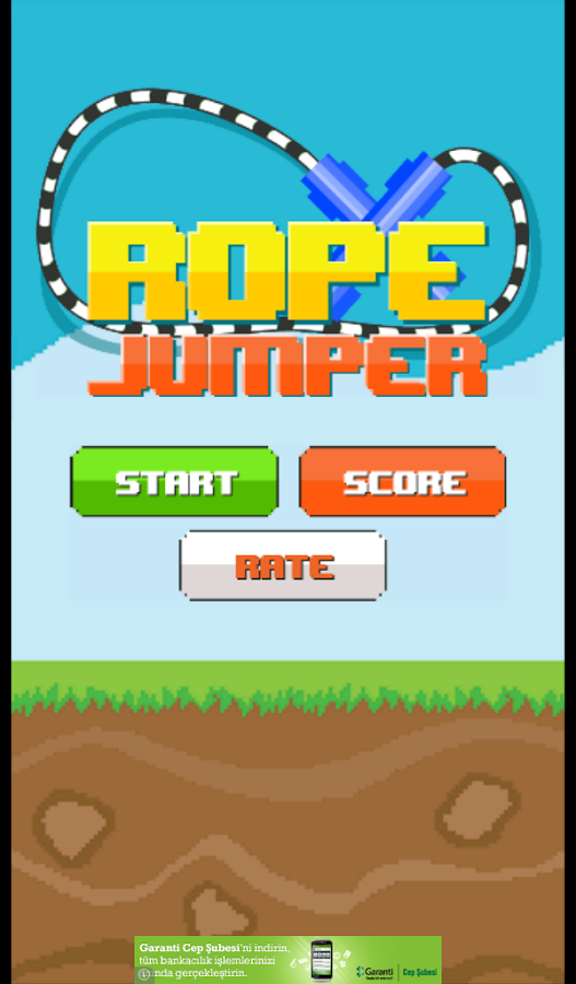 Rope Jumper- screenshot