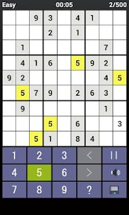 Sudoku Sensei - screenshot thumbnail