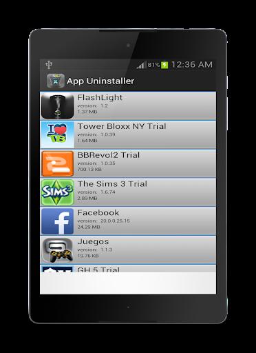 應用程序卸載程序 生活 App-愛順發玩APP