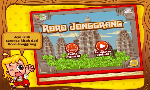 Cerita Anak: Roro Jonggrang
