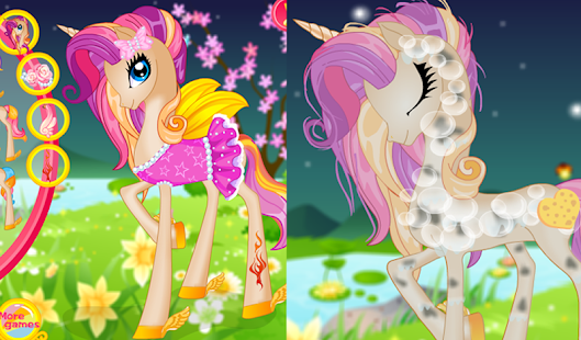 Pony Princess Spa Salon 休閒 App-愛順發玩APP
