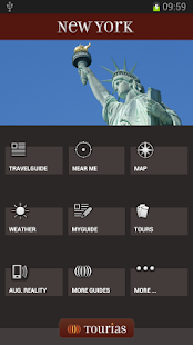 New York Travel Guide -Tourias - screenshot thumbnail