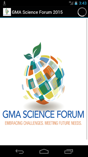 GMA Science Forum 2015