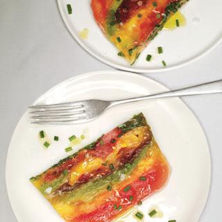 Tomato Terrine.