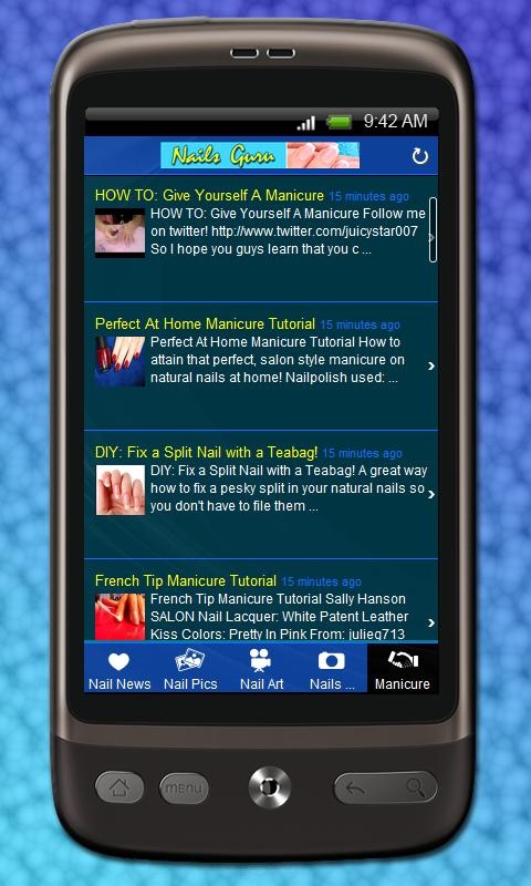 Nails Guru - screenshot