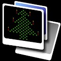 Led Xmas Tree LWP simple icon