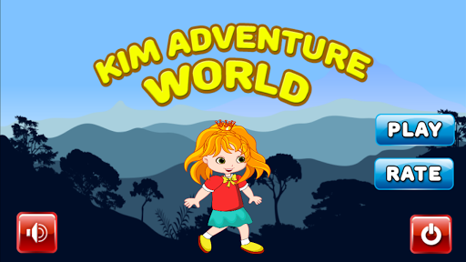 Kim Adventure World: Kids Game