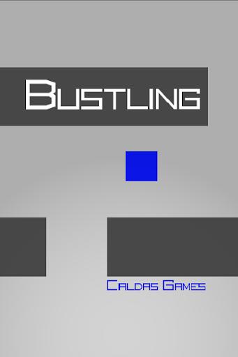 Bustling