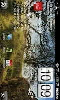 Screenshot of Dock Mode Short Cut