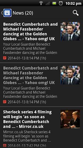 Benedict Cumberbatch Fans
