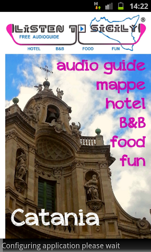 Audio Guide Catania