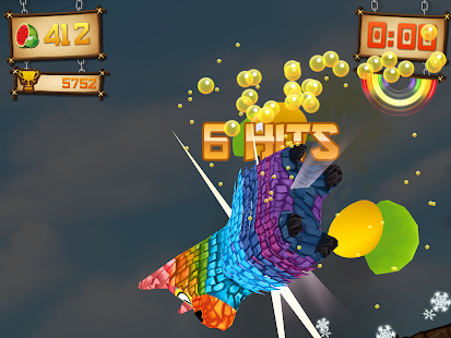 Fruit Ninja vs Skittles - screenshot thumbnail