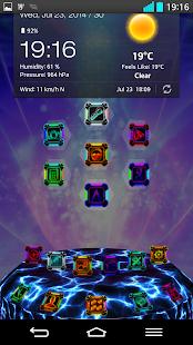 Next Launcher Theme ENERGYSHOW - screenshot thumbnail