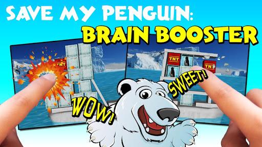 玩免費解謎APP|下載私のペンギンを救う:脳ブースター app不用錢|硬是要APP