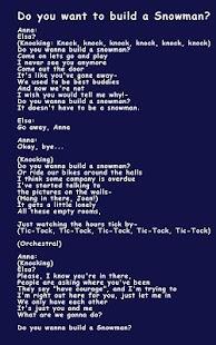 玩娛樂App|Frozen Lyrics免費|APP試玩