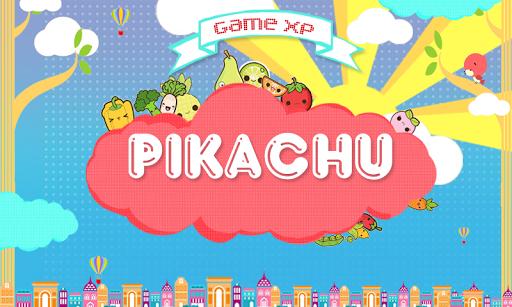 Happy Fruit Pikachu