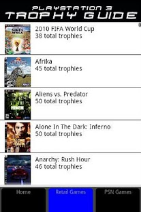PS3 Game Trophy Guide - screenshot thumbnail