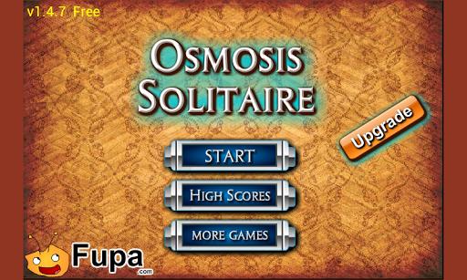 【免費紙牌App】Osmosis Solitaire-APP點子