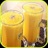 Mango Lassi Milkshake Recipe