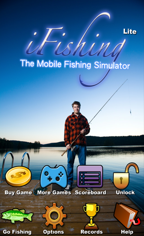 i Fishing Lite- screenshot