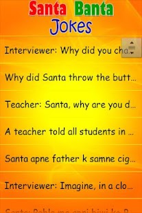 SantaBanta Jokes-AdFree- screenshot thumbnail