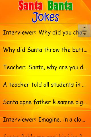 SantaBanta Jokes-AdFree - screenshot
