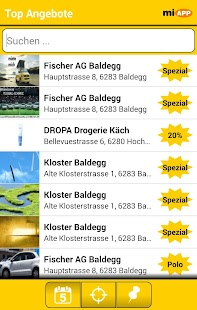 miAPP Hochdorf- screenshot thumbnail
